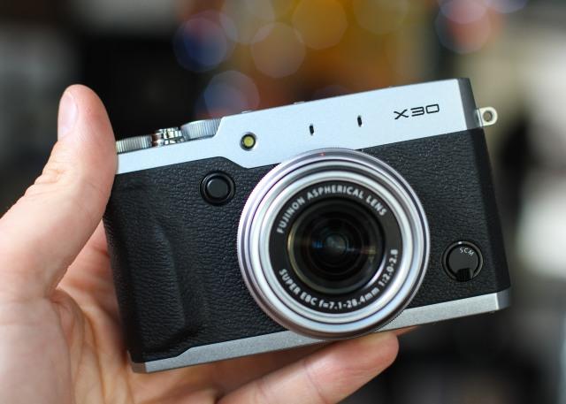 Fujifilm x30-35