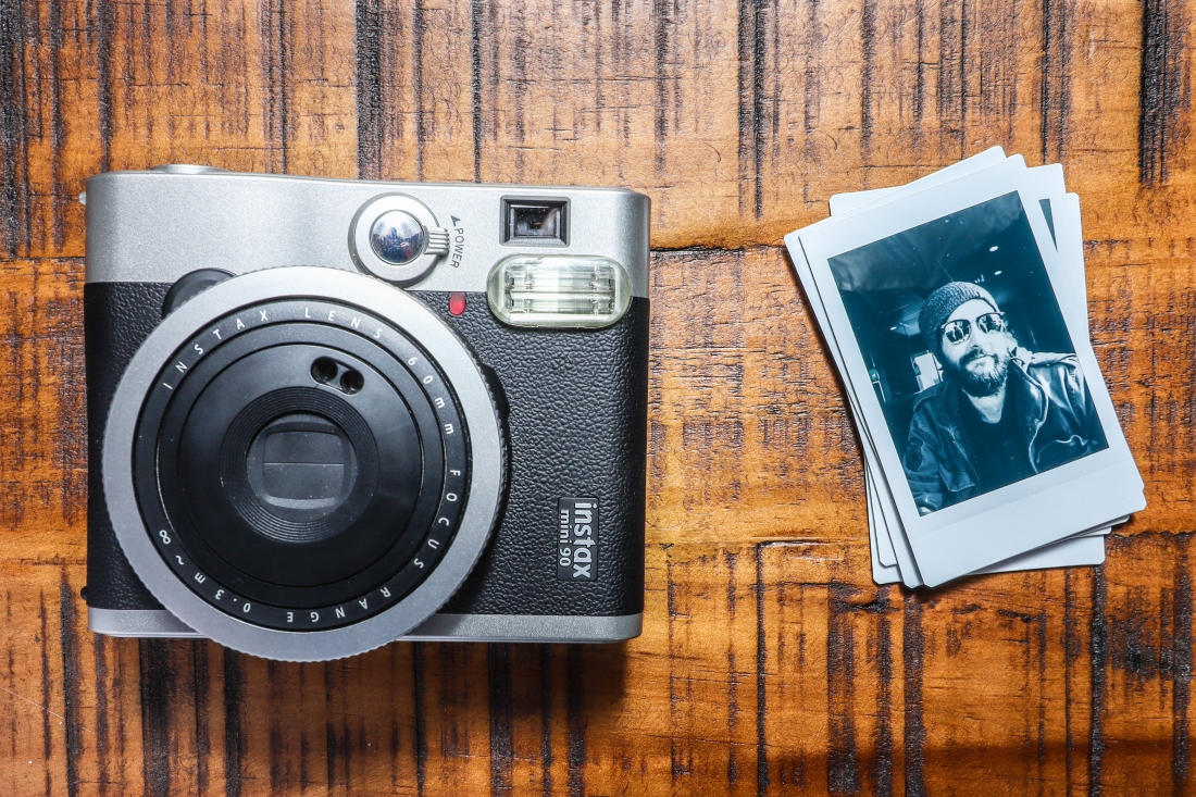 Fujifilm Instax Mini Neo 90 Classic Timothy Michael Photography