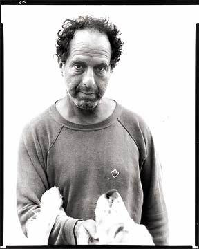 Robert Frank by Richard Avedon