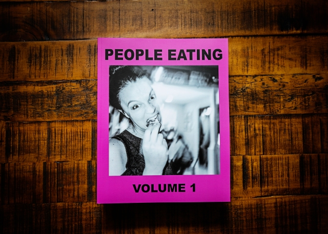 People Eating Book Photos--1