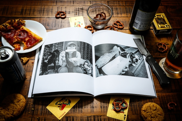 People Eating Book Photos--11