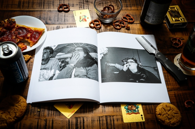 People Eating Book Photos--13