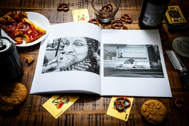 People Eating Book Photos--8