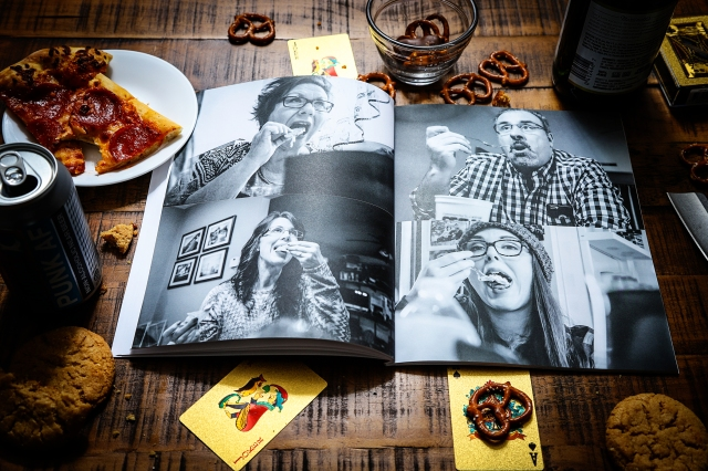 People Eating Book Photos--9